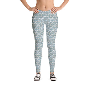 Tidal Wave | Women's Leggings