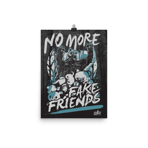 No More Fake Friends - WLKR Threads
