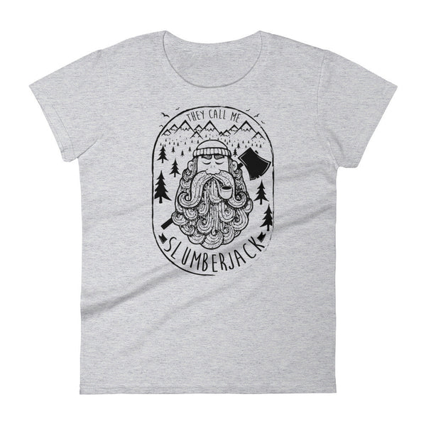 Lumberjack Sleep Shirt for Women