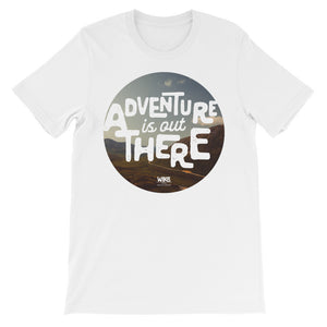Adventure Is Out There | Unisex Graphic Tee