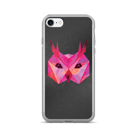 Owl iPhone Case by WLKRDSGN