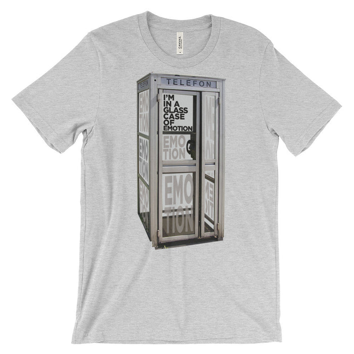Glass Case of Emotion - Funny Anchorman Inspired Graphic Tee