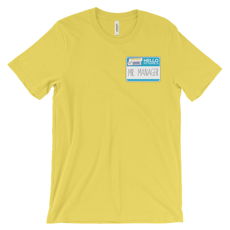 arrested development bluth banana stand t-shirt
