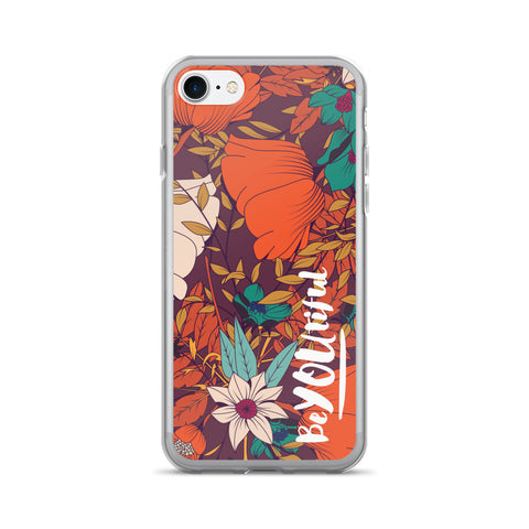 Floral iPhone Case by WLKR Threads & Design