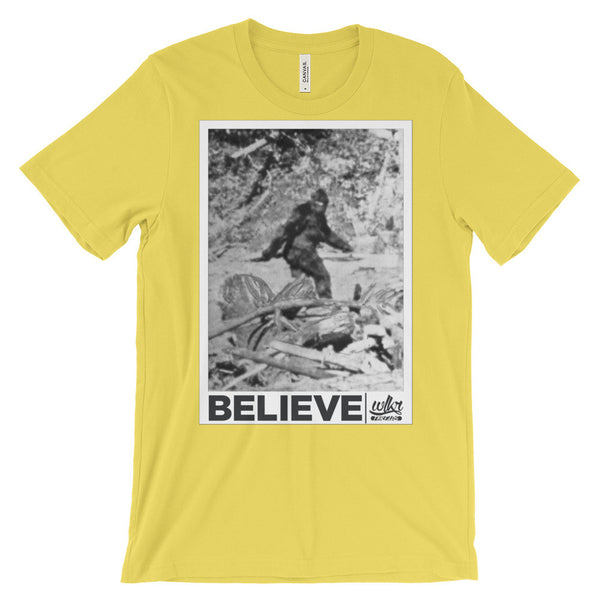 Funny Bigfoot Shirt