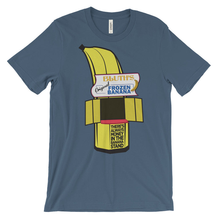 Bluth Banana Stand - Funny Unisex Graphic Tee