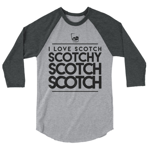 Scotch - Unisex Baseball Raglan