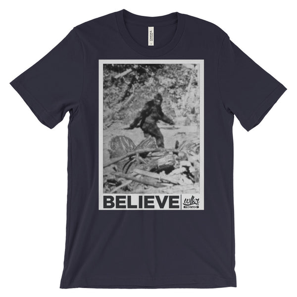 i want to believe shirt