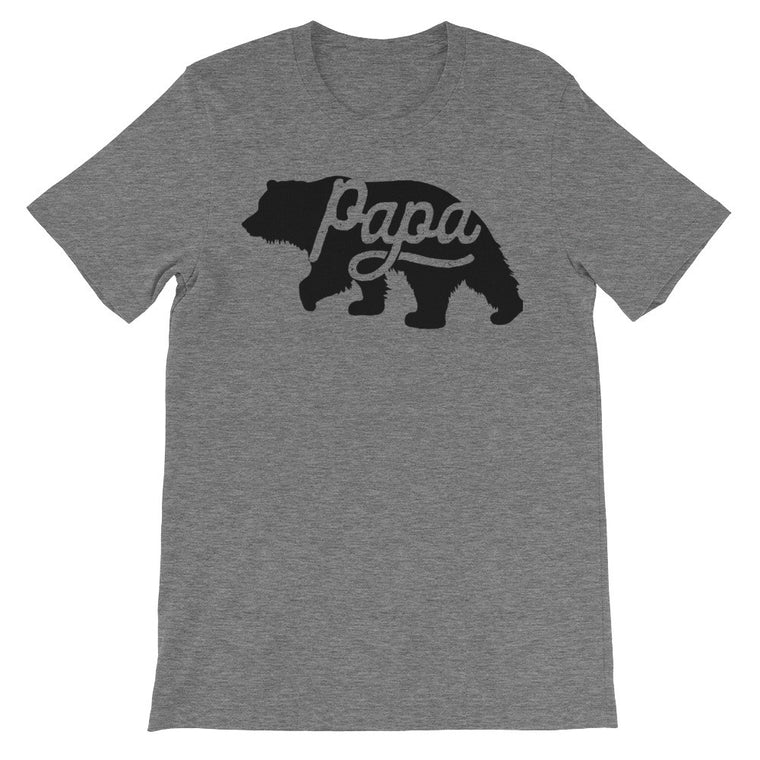 Papa Bear | Fathers Day Shirt
