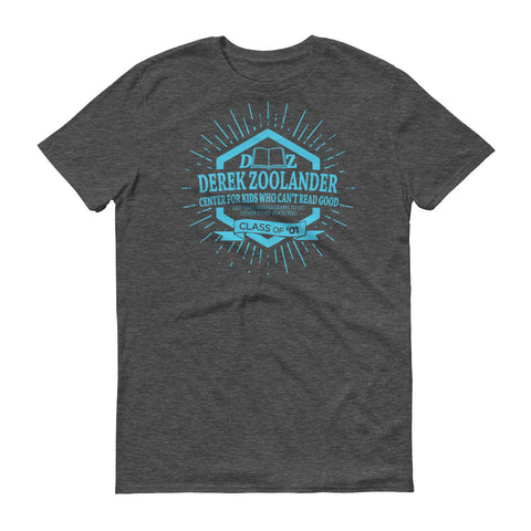 Class of 2001 - Unisex Zoolander Inspired Graphic Tee