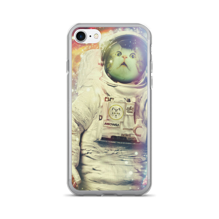 Catstronaut Jacey - iPhone Case (7/7 Plus)