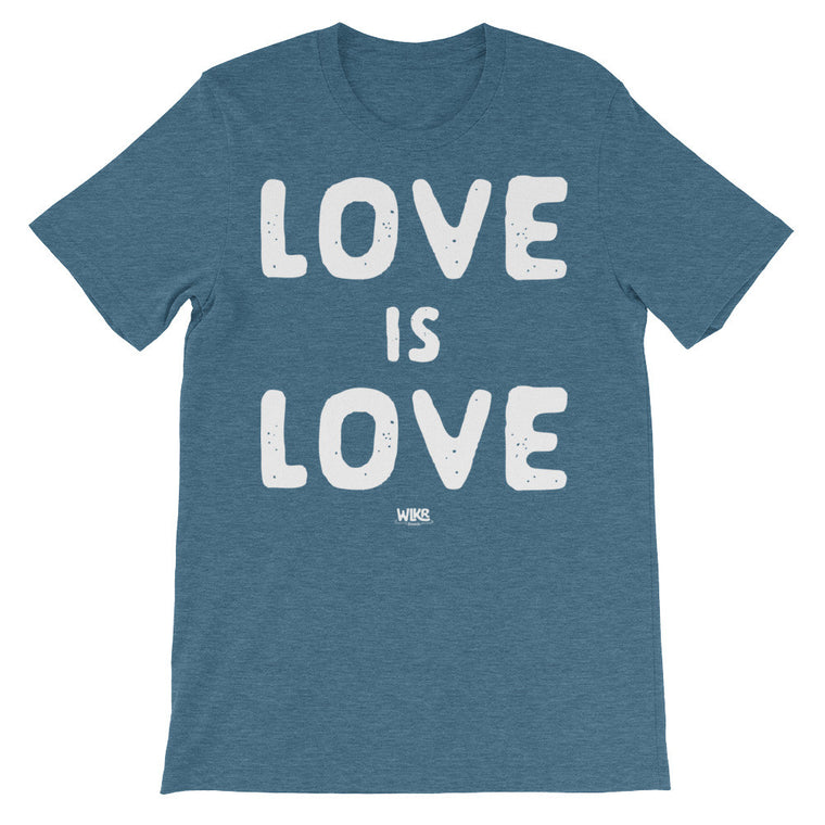 Love Is Love | Men's LGBT T Shirt