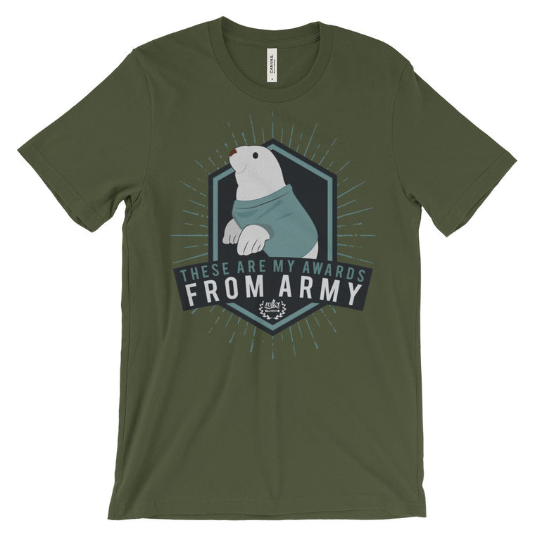 From Army - Funny Unisex Buster Bluth Tee