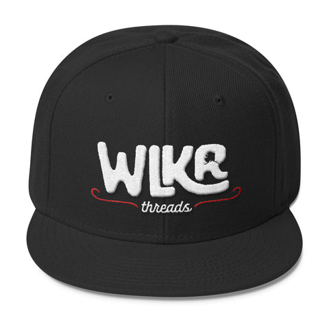 WLKR Threads | Wool Blend Snapback