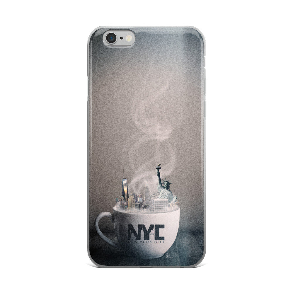 New York City - Drink It In - iPhone Case  (5/5s/Se, 6/6s, 6/6s Plus)