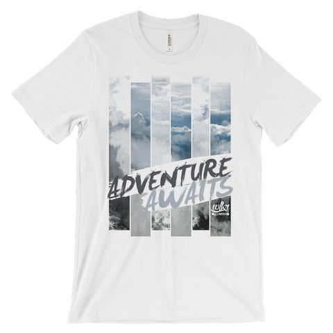 Adventure Awaits WLKR Threads Mens Shirt