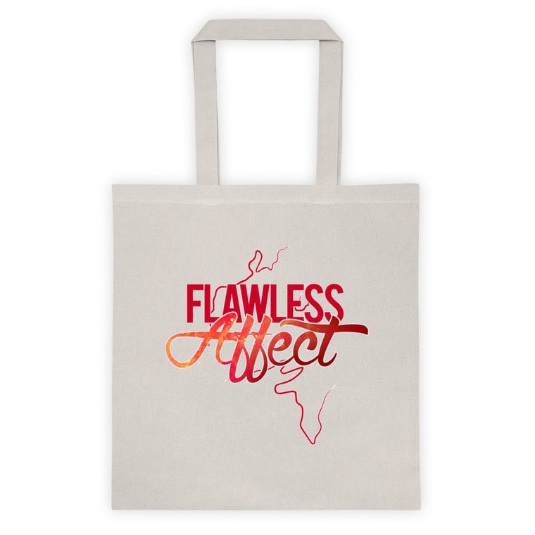 Flawless Affect - Logo Tote