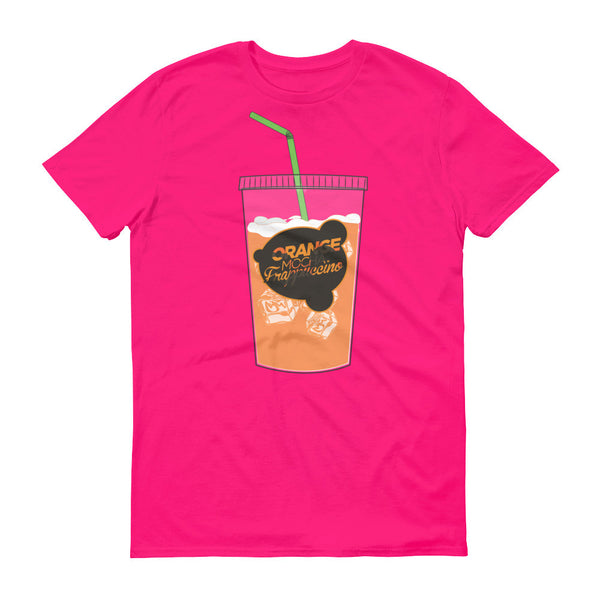 Orange Mocha Frappucino - Unisex Zoolander Inspired Graphic Tee