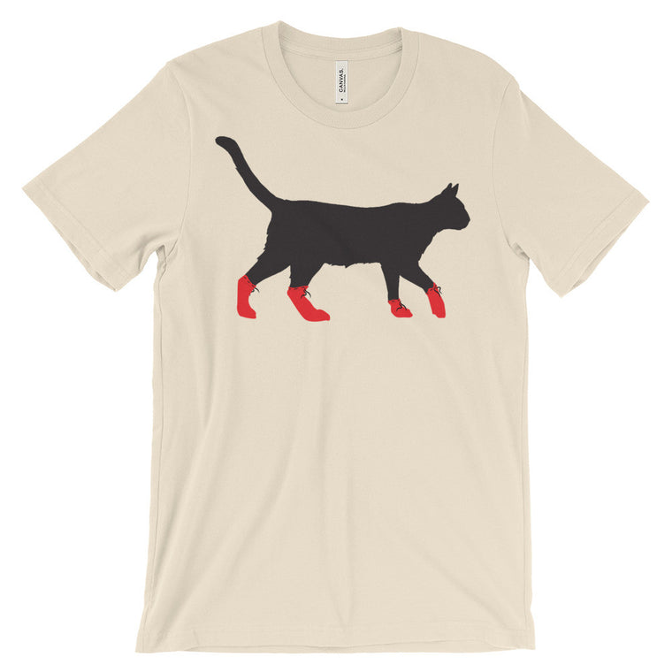 Kitton Mittons - Unisex It's Always Funny Graphic Tee