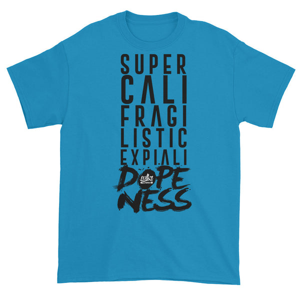 Supercalifragilisticexpialidocious Tee by WLKR Threads