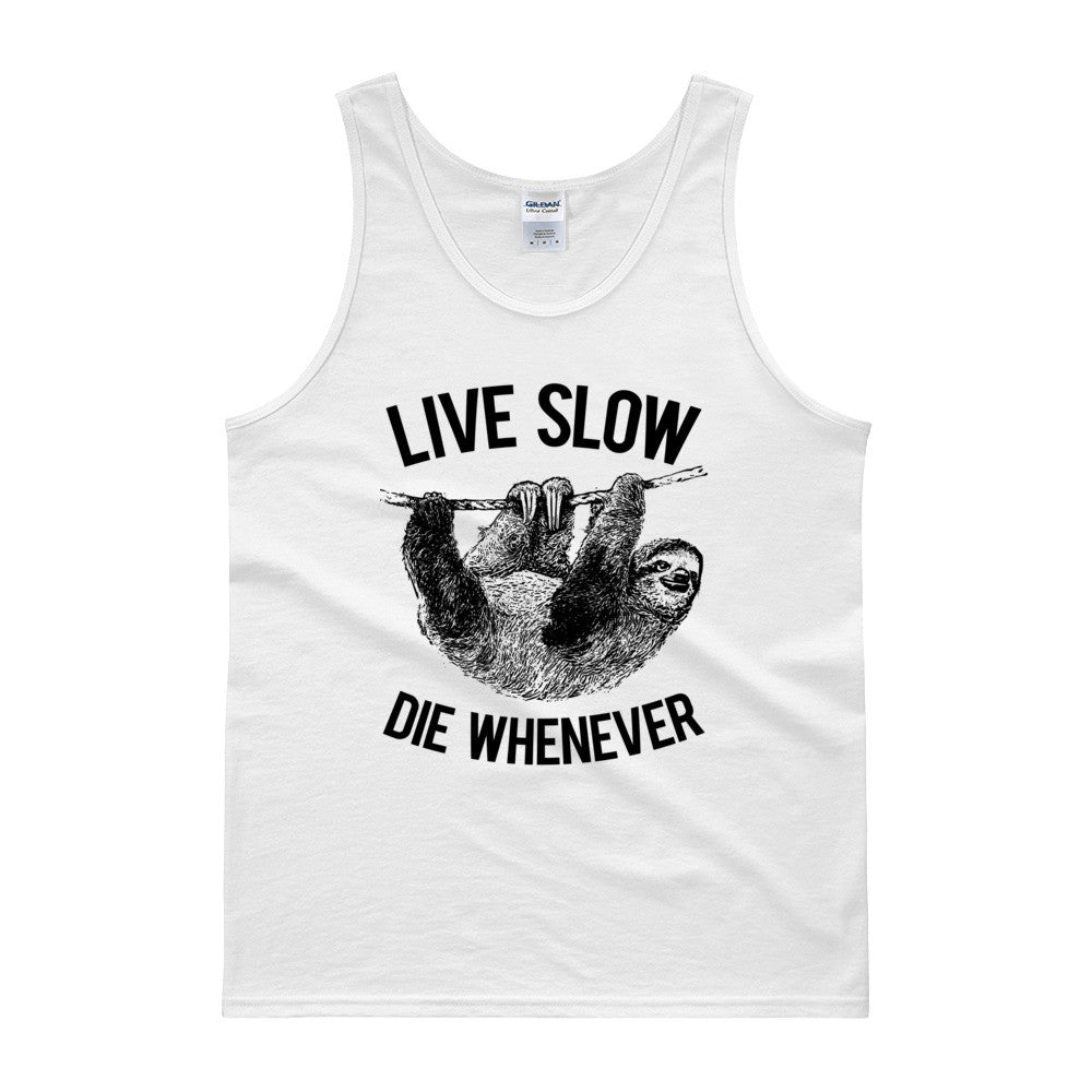 funny workout tanks for men