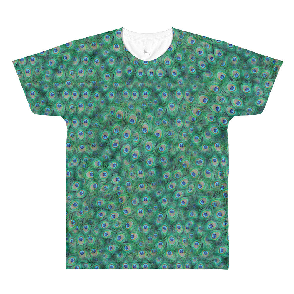 Mens Peacock Shirt