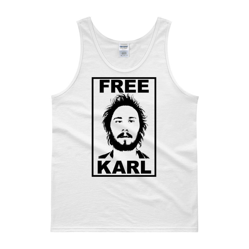 Workaholics Free Karl Tank Top