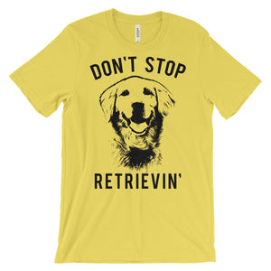 funny dog shirts golden retriever