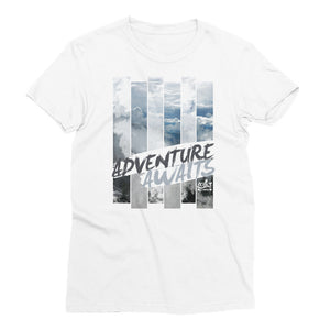 Adventure Awaits - Women's Hiking T-Shirt