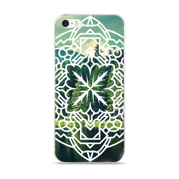 WLKRDSGN Mandala iPhone Case