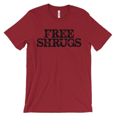 Free Hugs Project Parody Shirt