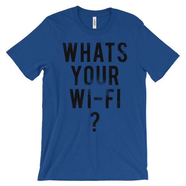 what's your wifi password