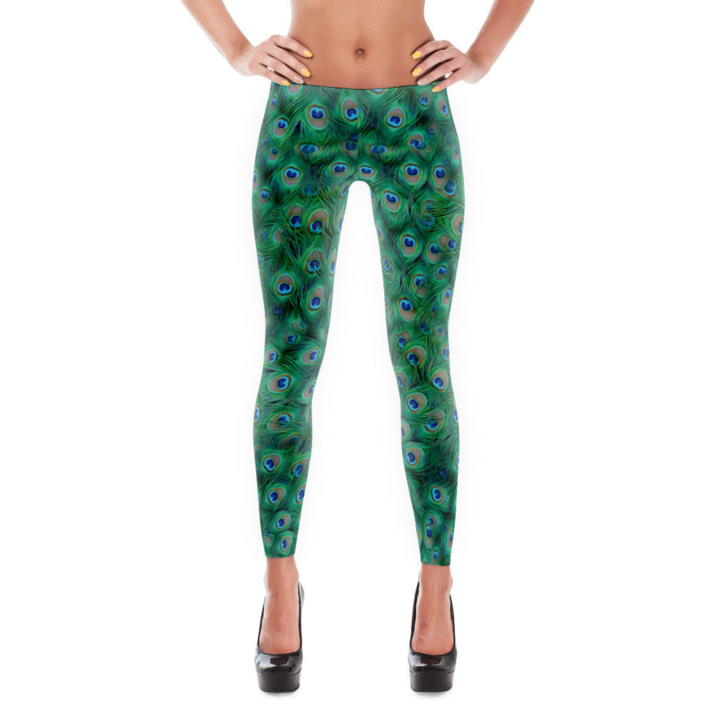 patterned leggings workout