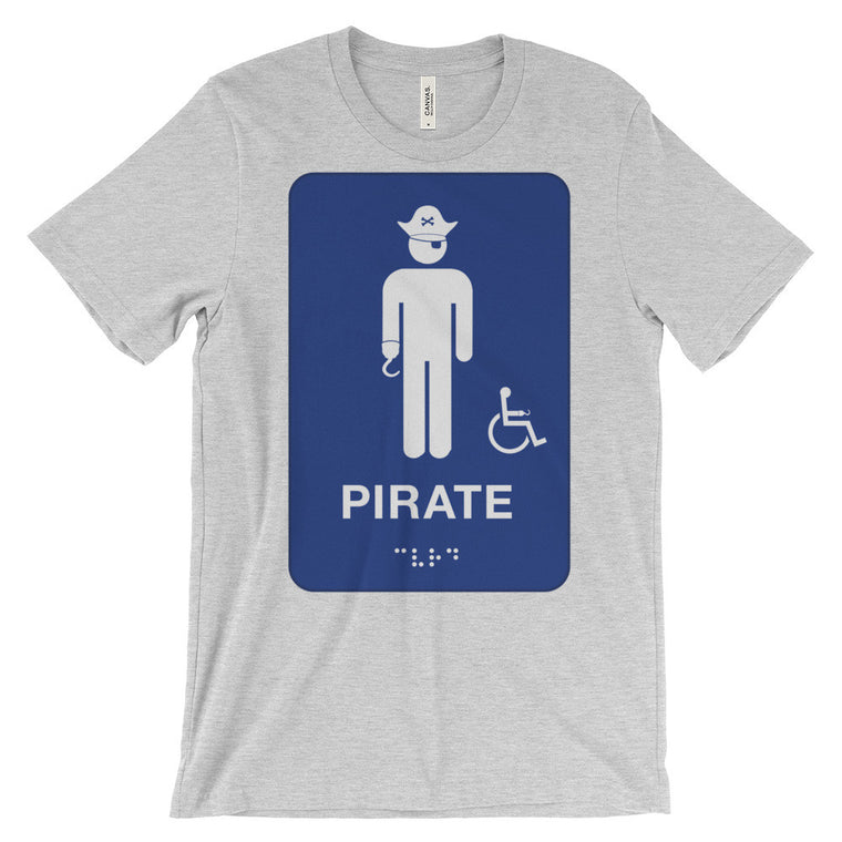 Door Marked Pirate - Unisex Charlie Kelly Graphic Tee
