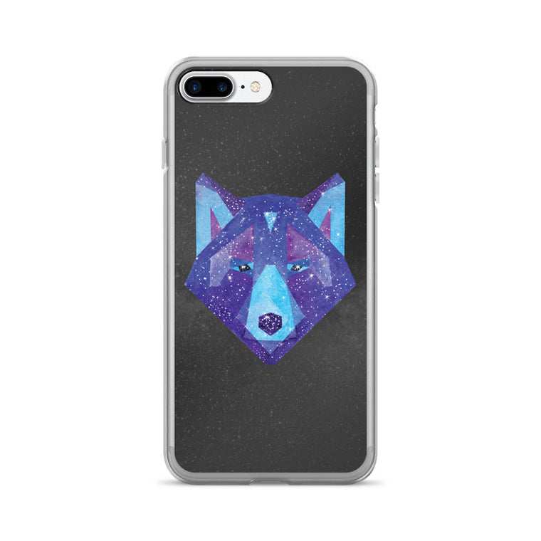Cosmic Wolf - Hipster iPhone 7 Case