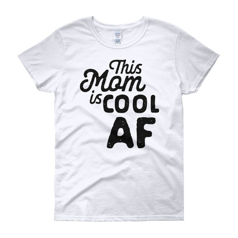 cool mom shirt