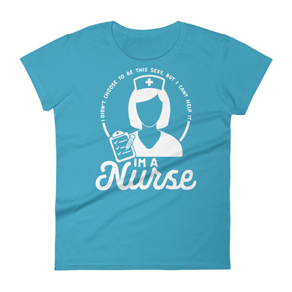 funny nurse shirts for women