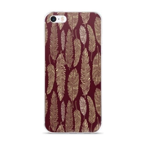 Feathered - iPhone Case
