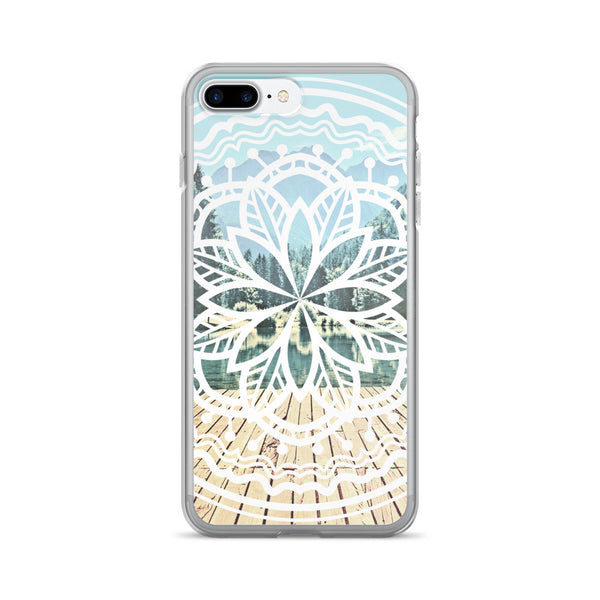 iPhone Mandala Phone Cases