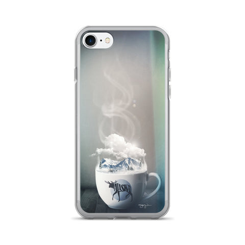 Alaska iPhone Case by WLKRDSGN