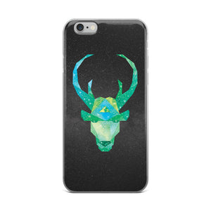 Cosmic Deer - iPhone Case (5/5s/Se, 6/6s, 6/6s Plus)