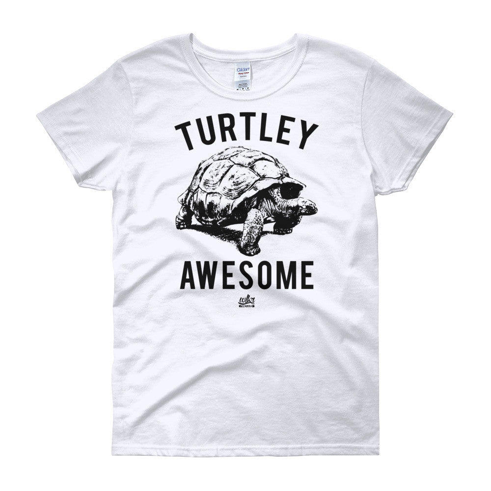 turtley awesome shirt