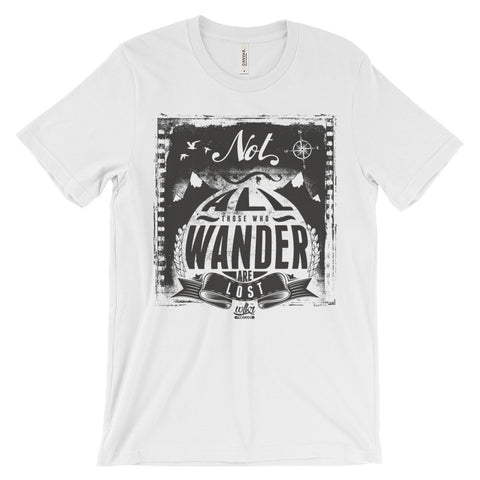 Not All Who Wander Are Lost - WLKR Threads