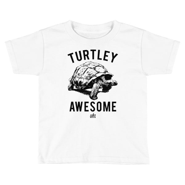 Turtley Awesome | Kids Short Sleeve T-Shirt