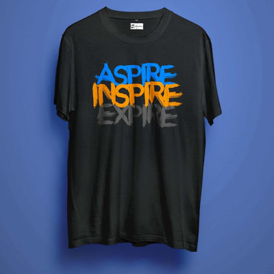 Live To Inspire (Black) - Haanum-Express Yourself!