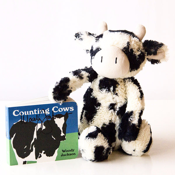 "Woody Jackson ""Counting Cows"" Board Book"