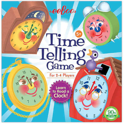 """Time Telling Game"""
