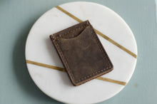 Rustico Leather Clip Wallets