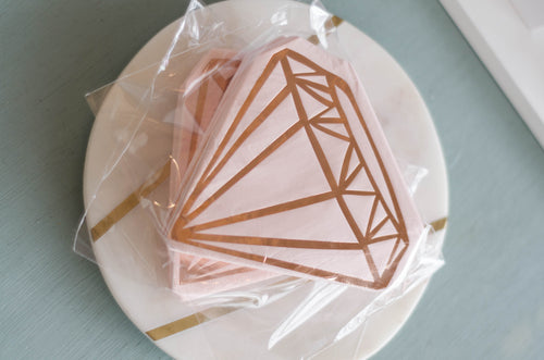 Diamond Napkins