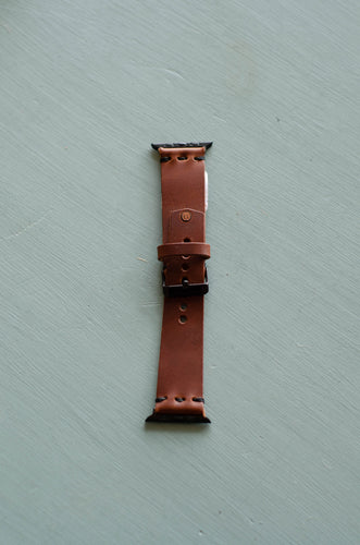 Rustico Leather iWatch Strap